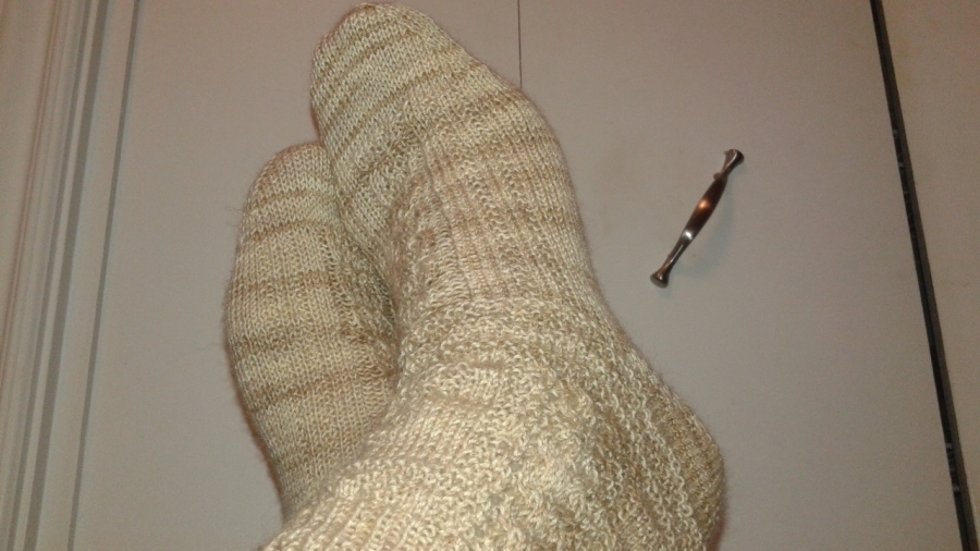 Knit Sampler Socks